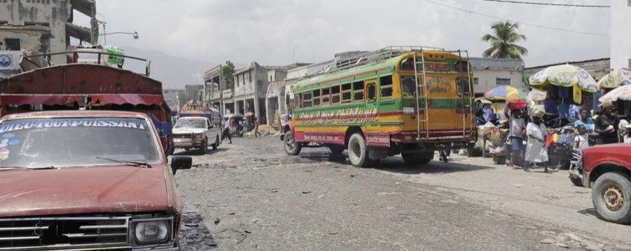 Resa runt på Haiti
